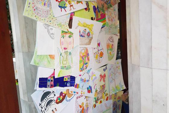 Пролећни ликовни конкурс за децу припадника Агенције